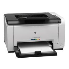 """LaserJet Pro CP1025nw"" colour laser printer"