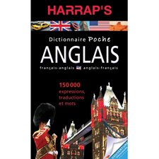 Dictionnaire bilingue de poche Harrap's