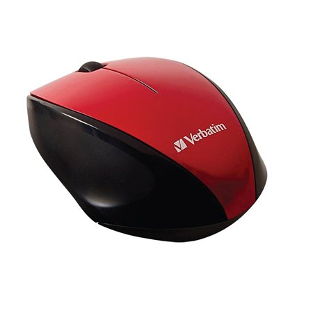Multi-Trac Wireless Optical Mouse