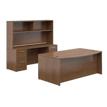 ensemble de bureau de direction ionic. Black Bedroom Furniture Sets. Home Design Ideas