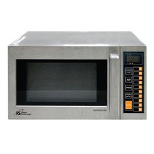 RCMW-100025SS Commercial Microwave Oven