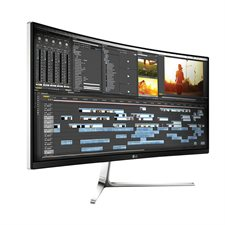 Moniteur incurvé ultra-large 34UC97-S