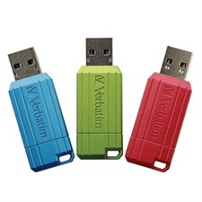Clé USB à mémoire flash PinStripe