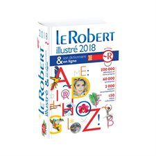 Dictionnaire Le Robert illustré 2018