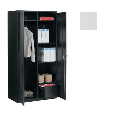 armoire classeur de rangement penderie. Black Bedroom Furniture Sets. Home Design Ideas