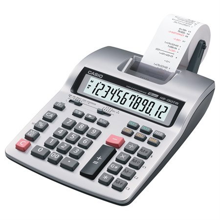 Calculatrice à imprimante HR-150TM PLUS
