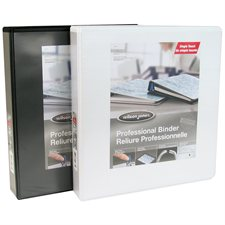 """ENVI Professional Single-Touch"" presentation binder"